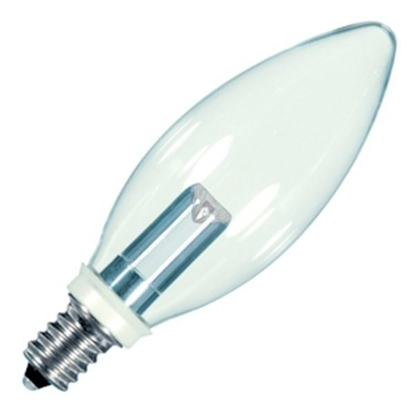 Satco 09152 Blunt Tip LED Light Bulb