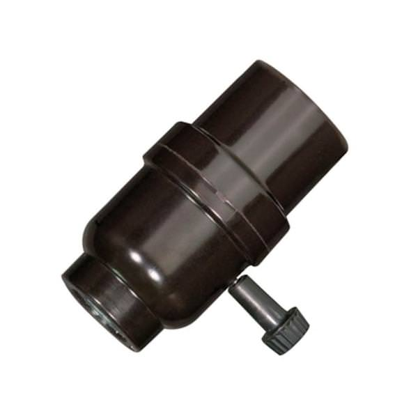 Satco medium screw base socket