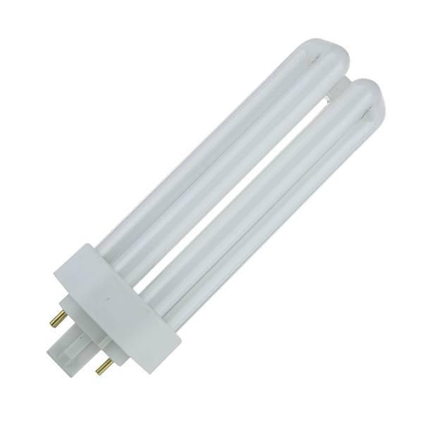 Sunlite PLT32//E//SP50K 32-Watt Compact Fluorescent Plug-In 4-Pin Light Bulb 5000K Color