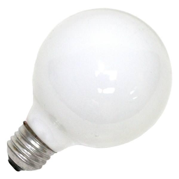 40 Watt 120 Volt G25 Medium Base Soft White