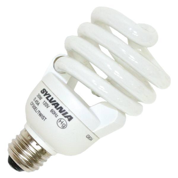 Sylvania Compact Fluorescent Light Bulb (29793)