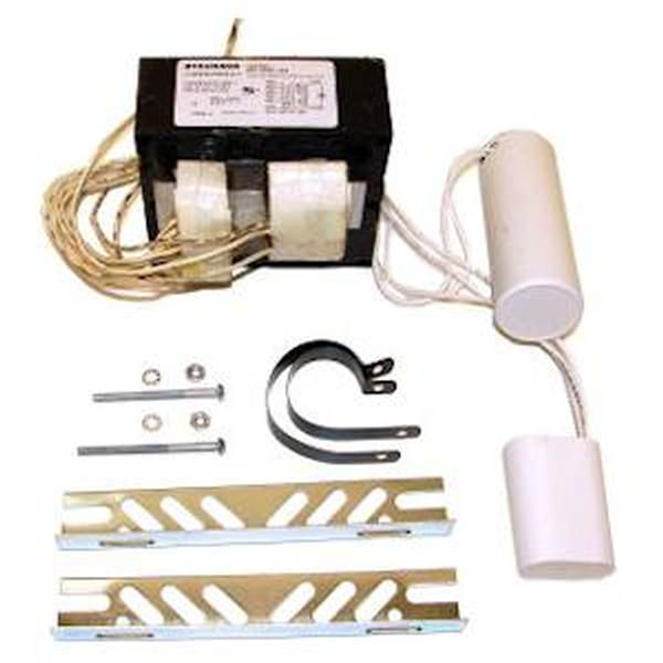 sylvania 47634 lu250 super5 kit 120 208 240 277 480v high pressure sodium ballast kit 277 Volt Ballast Wiring