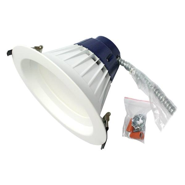 Sylvania 72530 - LED Recessed Can Retrofit Kit with 5-6u0026quot; Recessed Housing