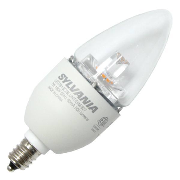 sylvania 72894 blunt tip led light bulb. Black Bedroom Furniture Sets. Home Design Ideas