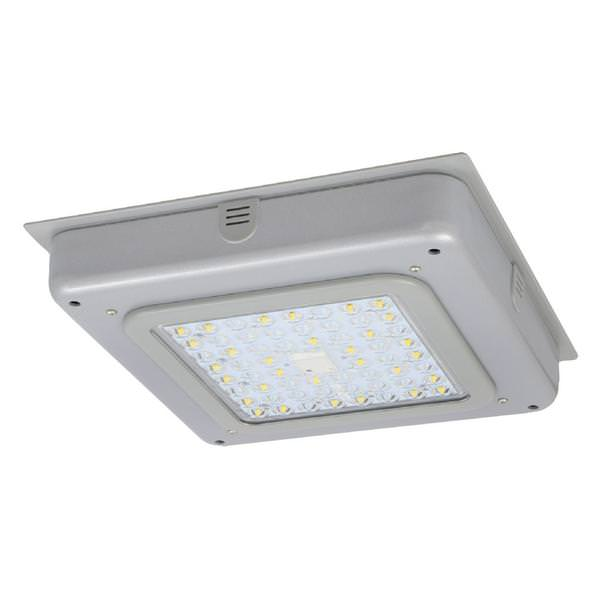 Sylvania 74501 Garag1a 035unvd740 G5 Sv Outdoor Parking Garage Canopy Led Fixture
