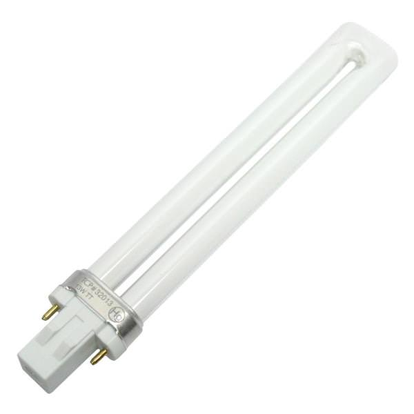 TCP 10211 - Single Tube (2 Pin Base) Compact Fluorescent Light Bulb