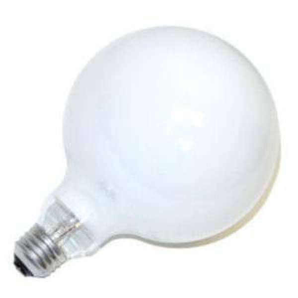 Bulbrite 350100 G40 Decor Globe Light Bulb