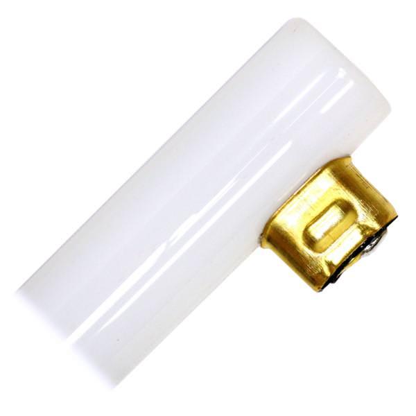 linestra 35 watt 125 130 volt t10 single contact base white led 30cm