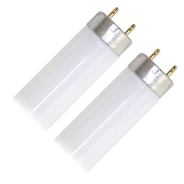 32 Watt 48 T8 Bi Pin Base Gro Lux Aquarium 2 Pack