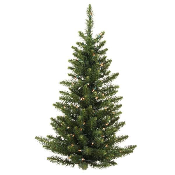 Half Christmas Tree.Vickerman 10802 5 Camdon Fir Wall Tree Christmas Tree A861150