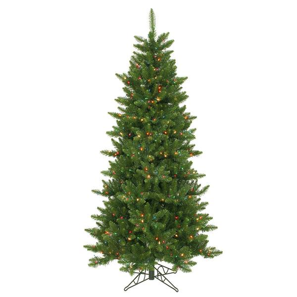 metal christmas tree vickerman 10899 traditional tree 10899