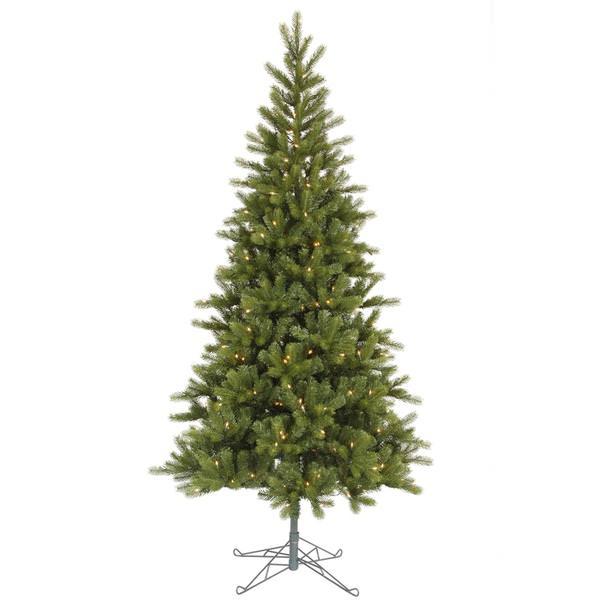 Vickerman 19078 Traditional Christmas Tree