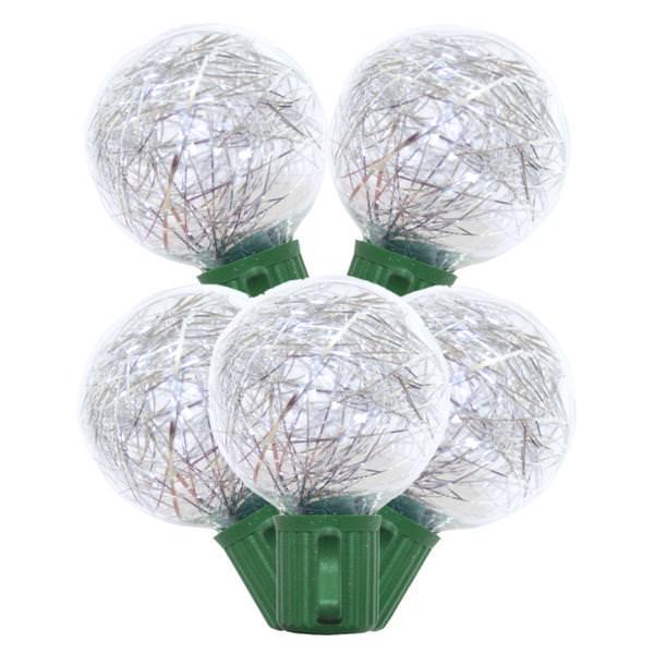 Vickerman 20281 - LED Globe Miniature Christmas Light String Set