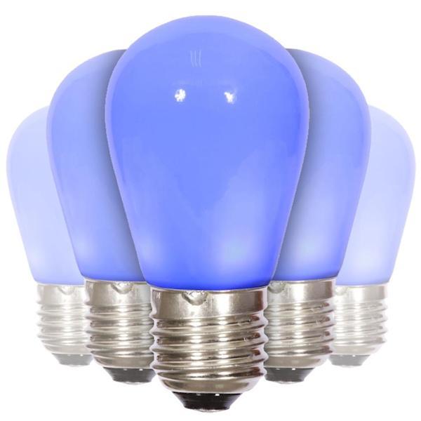 Vickerman 34650 - S14 LED Christmas Light Replacement Bulb