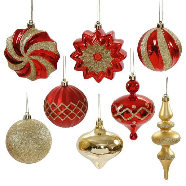 Religious Christmas Ornament Assortment: Assorted Christmas Ornament