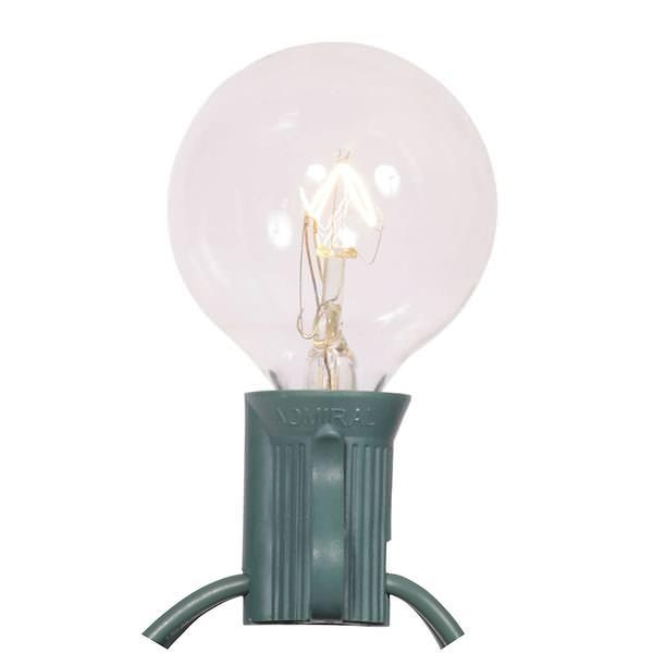 Vickerman 36029 - Globe Miniature Christmas Light String Set
