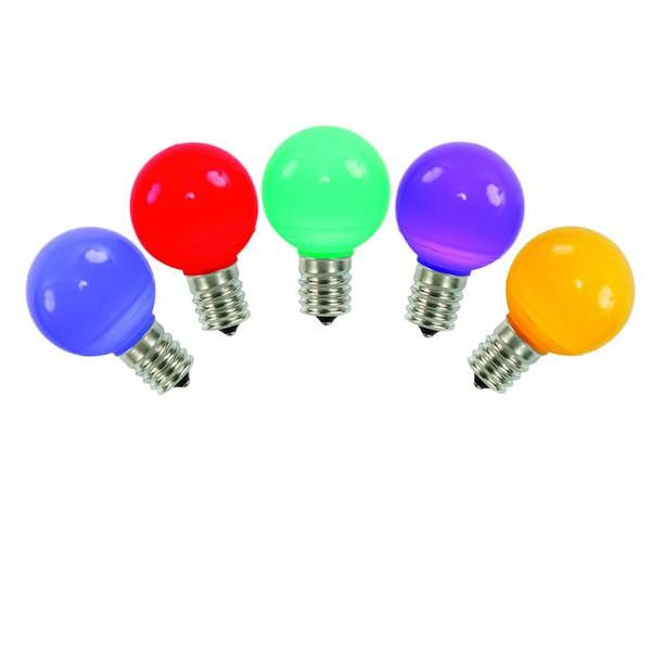 Vickerman 364529 Led Globe Christmas Light Replacement Bulb
