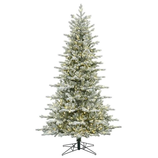 Vickerman 410707 - Frosted Christmas Tree