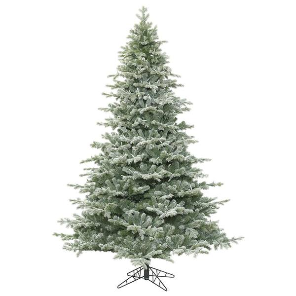 Vickerman 415948 - Frosted Christmas Tree