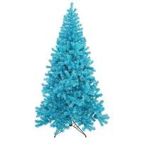 Colored Christmas Trees at LightBulbscom