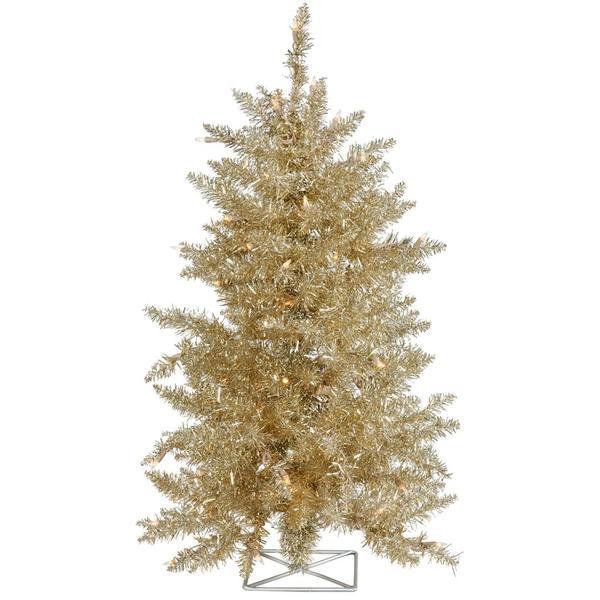 Vickerman 429648 Cream Colored Christmas Tree