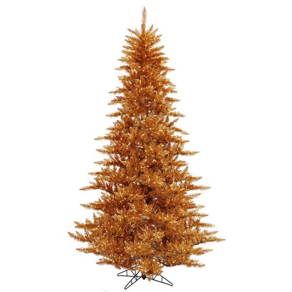 Vickerman 438572 Copper Colored Christmas Tree