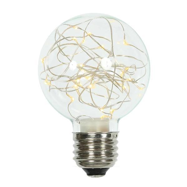 Vickerman 509555 G95 Globe Led Light Bulb