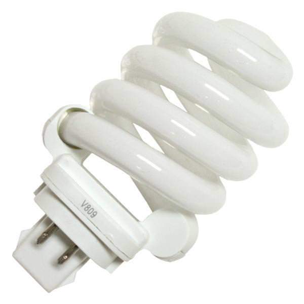 viva 25106 twist style 4 pin base compact fluorescent. Black Bedroom Furniture Sets. Home Design Ideas