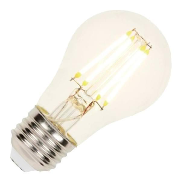 A19 Led Filament Bulb 4 Watt Dimmable 40w Equiv 470: Victorian Style Antique Light Bulb