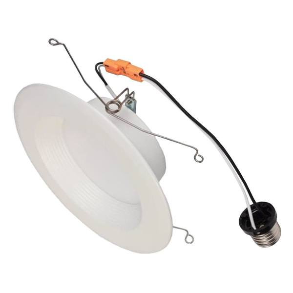 Westinghouse 51048 Led Recessed Can Retrofit Kit With 5