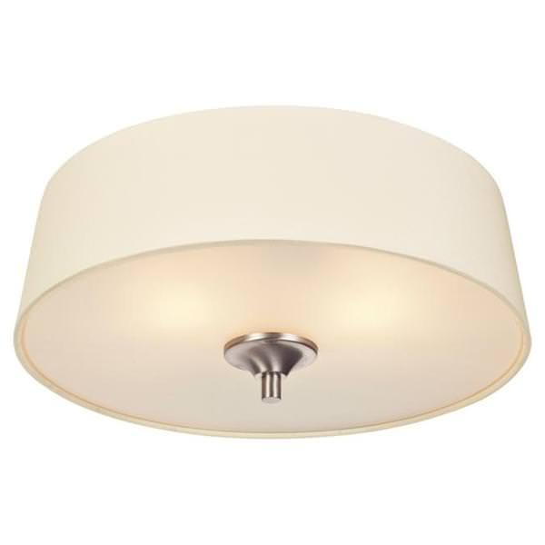 Westinghouse 62259 Flush Mount Ceiling Light Fixture