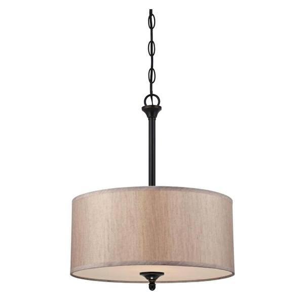 Westinghouse 63417 Semi Flush Mount Ceiling Light Fixture