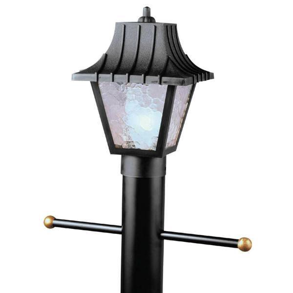 Outdoor Lamp Post Amazon: Outdoor Post Top Lantern Light Fixture