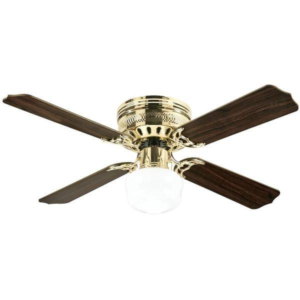 Four Blade Fan : Westinghouse ceiling fan
